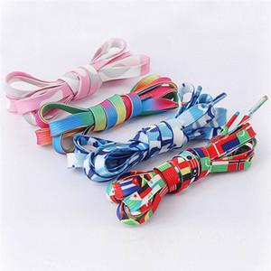 120cm Coloured Athletic Sneaker Shoe Laces Strings Shoelaces Bootlaces Flat Shoelace Sports Casual Shoes Laces