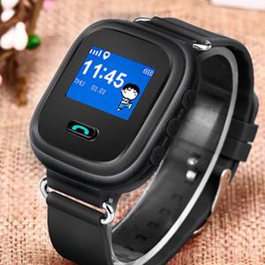 Smart Call Security Watch SOS posizionamento mobile app anti-perso LBS inseguitore di sicurezza per bambini orologi intelligenti dei bambini 2018BANGWEINew