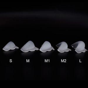 3D Kirpik Bigudi Aksesuarları Aplikatör Araçlar Kaldırma 5 Çiftleri Silikon Kirpik Perm Pad Geri Dönüşüm Kirpikler Çubukları Kalkanı