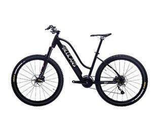 Electric Mountain Scooter 2 rodas de bicicleta elétrica de 27,5 polegadas Off Road 36V 250W Adulto Bicicleta elétrica com Travão de Disco Hidráulico