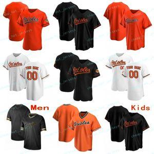 Özel Herhangi Adı 2020 Yeni Beyzbol Adam 10 Jones Jose 11 Iglesias Alex 17 Cobb Anthony 25 Santander Şans 15 Sisco Formalar Erkekler Kadınlar Gençlik