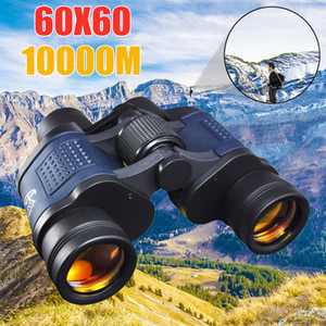 3000m 60x60 OurDoor À Prova D 'Água Alta Poder Definição Binóculos Noite Vision Camping Caça Telescópios Monocular Telescópio Binóculos