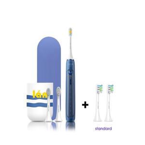 Soocas X5 سونيك فرشاة الأسنان الكهربائية القابلة لإعادة الشحن للماء Mijia الكهربائية فرشاة الأسنان ترقية التنظيف بالموجات فوق الصوتية X3 التلقائي