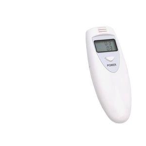Yüksek Kalite Alkol Tester Digitale Taşınabilir Hassas Dijital Ekran LCD Alkol Tester Nefes Alkol Breathalizer Dedektör EEA202