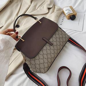 2019 package brand handbag female capacity tote bags high quality artificial leather shoulder bag women bag tiancai 9