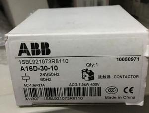 ONE contattori NEW ABB A16D-30-10 FREE SHIPPING