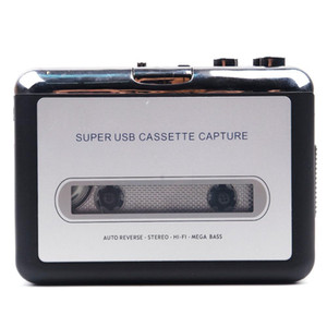 MP3 portable cassettes capture vers USB bande PC super lecteur de musique MP3 Audio Converter Lecteurs cassette à MP3