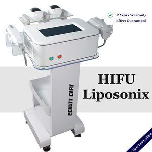 2019 Нового Hifu лечение удаления лифтинг кожи лица LipoSonix морщин SMAS слой лифтинг HIFU красота машина