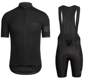 2019 Pro Team Rapha Cycling Jersey Ropa Ciclismo Vélo Racing Vêtements Vêtements Vélo Vêtements Été Short Shirt Shirt XXS-4XL