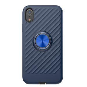 Capas telefônicos para LG Aristo4Plus Samsung Note10 10Pro Dual Layer 2 em 1 TPU PC Protetora Kickstand Rotação Rotação Capa