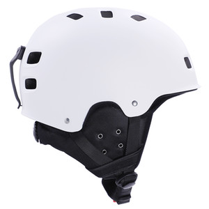 Adultos Motocicleta de invierno Esquí snowboard casco Equipo Nieve Seguridad Seguridad Patinar Montar a caballo Ciclismo Bicicleta Bicicleta Equipamiento