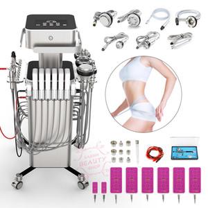 Professional Cavitation Machine Vacuum RF Diamond Dermabrasion BIO Weight Loss Machine