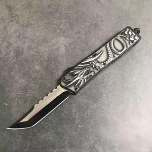 Plus récent couteau de dragon chinois MT Mi (trois couleurs) collection de couteaux de poche pour couteaux de poche cadeau de Noël pour les hommes 1pcs livraison gratuite.