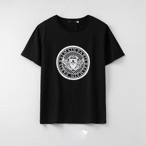 Nouveau luxe réfléchissant 3D Italian Fashion T-shirt imprimé Mme Medusa T-shirt décontracté Top Men 3D Designer T-shirt