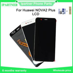 5 '' для Huawei Nova 2 Plus PIC-LX9 PIC-L29 ЖК-дисплей с сенсорным экраном дигитайзер крепёж для Huawei P10 селфи LCD 10pcs / lot