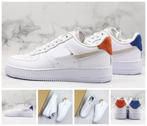 NIKE 2019 Forces Broken Hook New Classic Tous les Designer Sneakers 2019 Hommes Femmes Haute Qualité Canard Mandarin Casual Chaussures