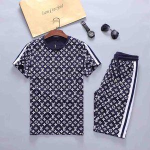 hot Men's Tracksuit Jackets Set Fashion Running Tracksuits Medusa Men Sports Suit Letter printing Slim Hoodies Clothing Track Kit Sportswea