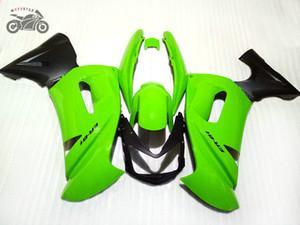 Chinese fairings set for Kawasaki Ninja 650R ER-6f 2006 2007 2008 motorcycle ABS plastic fairing body parts 06 07 08 ER6F ER 6F