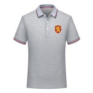 2020 болгария сборных мужской футбол рубашка поло Спорт Поло футбол польос летом футбол с коротким рукавом Поло T-Shirt трикотажных изделий Мужского Polos