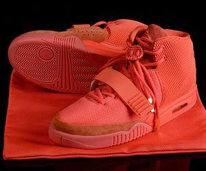 Мода 2 сапоги SP октября красные 2s мужчины светятся темные ботинки II Wolf West серая чистая черная обувь