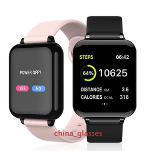 Watches Pressure Phone Smart For Smart Sports For IPhone Top Smartwatch Heart Rate Watch Blood Monitor Functions Waterproof Woman Men K Eodx