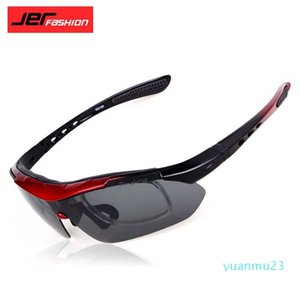 Wholesale-2015 Interchangeable Eyewear outdoor Sport Mens Cycling Sunglasses with box Ciclismo Sun Glasses with PC RX Insert 213GWXQ100