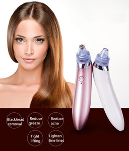 Dermabrasion Nose Face Deep Cleansing Machine Blackhead Remover Vacuum Pore Acne Pimple Facial