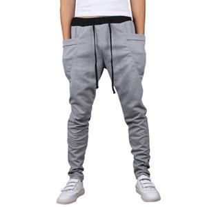 Pantalones Moda Harem pantalones ocasionales Boot Cut novedad escotado Middlelowlevel Salud cordón de altura media