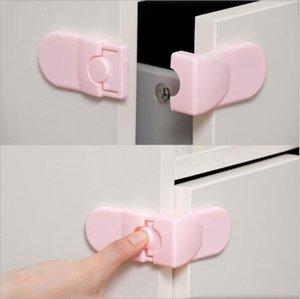 Cerradura de la puerta del gabinete del cajón Armario de seguridad infantil fridge armario meuble Niños protección meuble la seguridad del bebé de los niños correas
