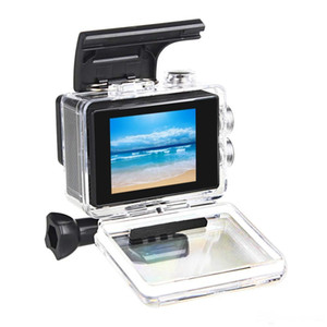 Camera SJ4000 1080P HD pieno di azione digitale Sport 2 pollici schermo Sotto 30M impermeabile DV registra il mini Sking biciclette Foto Video Cam