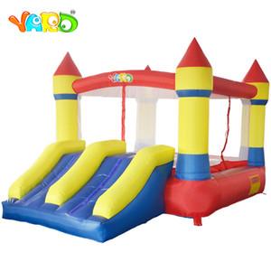 YARD Residencial preço de fábrica inflável Bouncer Ir Bouncing Casa Jumper Bouncy Castle Deslize Combo Com Blower