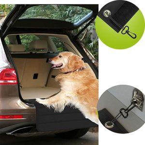 Dog Bed Car Trunk Bumper Protection Pad Anti-dirty Pad Pet Anti-dirty Mat Cargo Cover Car Seat Protector Floor