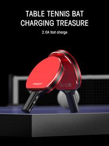 Аккумуляторная батарея нового банка 50000mah пинг-понг мини банк питания для iPhone Samsung и Xiaomi повербанк портативный заряд батареи