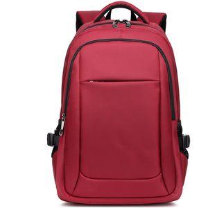 Sac à dos pour ordinateur portable Sacs de voyage Hommes multifonction Rucksack Sacs à dos résistant à l'eau Ordinateur noir pour Adolescent Voyage Bagpack