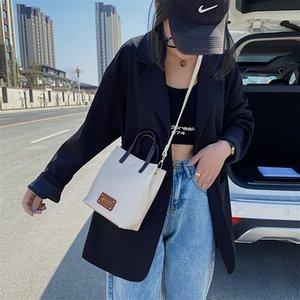 2020 stile caldo Stripes quadrati Borse Donna Leather Purse Tote sacchetti di spalla Classic Messenger Bag Retro qualità De Marca Borse Baoxiu / 04