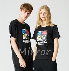 2020 modo Bathing Ape Ape Grande Capo mens maniche corte squalo del modello T-shirt delle donne 15 colori teebape M-2XL 632c #