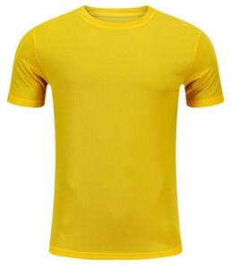 2019 men's tight clothes running short-sleeved quick-drying T-shirt 1102