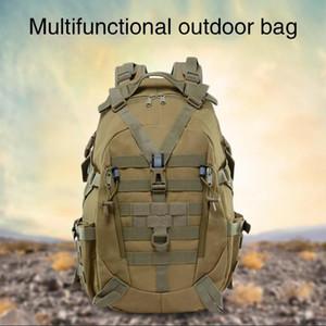 Mochila Prático Durável BL075 Oxford 900D Encryption 25L Campo Survival Acessó Piquenique Camping saco da cintura Hunting