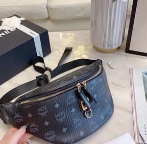 2020 tasarımcı çanta çantalar kadınlar klasik gündelik Mc bel çantası basit zarif bel çantaları crossbody çanta kemer çantası