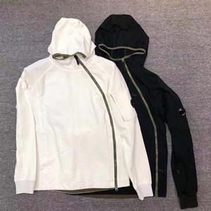 Topstoney Korsan 2020 Konng Gonng Kapşonlu Fermuar Hırka Sonbahar Yeni Kapüşonlu Kazak Moda Uzun Kollu Eğlence Rüzgar Erkek Fermuarlı Hoodie
