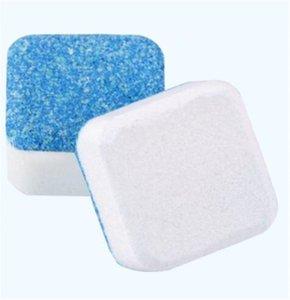 Sıcak Bahçe Ev Antibakteriyel Çamaşır Makinesi Temizleyici Kireç çözücü Derin Temizleme Temizleyici Deodorant Dayanıklı Çok Fonksiyonlu Çamaşır Malzemeleri