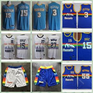 خمر الرجال # 3 ألينايفرسوندنفرشذرات15 كارميلو انطوني 55 ديكيمب موتومبو الأرجواني كرة السلة جيرسي الزهور قمصان