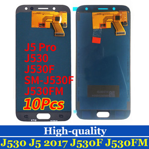 10pcs lot For SAMSUNG GALAXY J5 2017 LCD J530F J530FN SM-J530F J530 LCD Display Touch Screen Digitizer Assembly Replacement