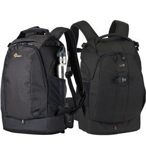 куча фото / видео Сумки Оптовая Подлинная Lowepro Flipside 400 AW 400 AW II Digital SLR Camera Photo Bag Backpacks + ALL Погода Обложка Free ...