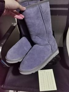 botas 2019 avustralya Classic'in WGG botları kadınlar avustralya ayakkabı Günlük Kış Slayt kabartmak evet spor ayakkabısı chaussures kadın çizme x1402 #