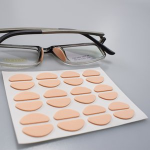 FnDXt D-shape skin color black foam foam nasal music sponge pad anti-skid increased nose sticker Accessories nose sticker glasses accessorie