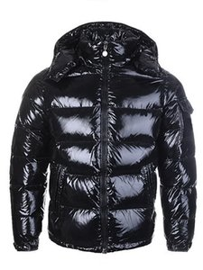 Top-Qualität der neuen Männer-Frauen-beiläufige Daunenjacke Daunenjacke Herren Outdoor Warm Feather Man Wintermantel outwear Jacken Parkas freies Verschiffen