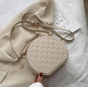 패션 여성 라운드 가방 핫 판매 여성 핸드백 어깨 가방 도매 여자 크로스 바디 백 고품질