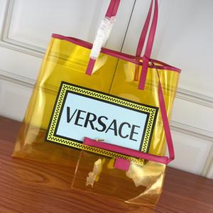 2019 brand fashion bags Wild oversized Monogram print handbag hot sale street fashion handbag High quality handbags for women 483 01