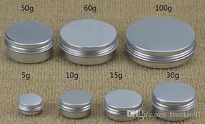 Vape 5 г 10 г алюминиевая банка олова контейнер косметика алюминиевая металлическая коробка бальзам для губ олово чехол для воска крем